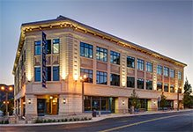 Truax Building Commercial Retail Space